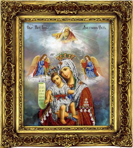 L-59 Богородица Милующая