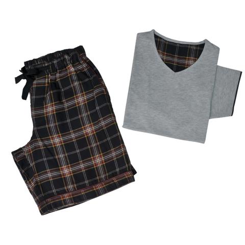 Домашний костюм с шортами и футболкой Edward от Casual Avenue