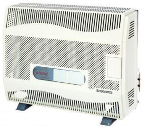 Конвектор газовый напольный Hosseven HHS-9 V со стальным теплообменником (9 кВт)