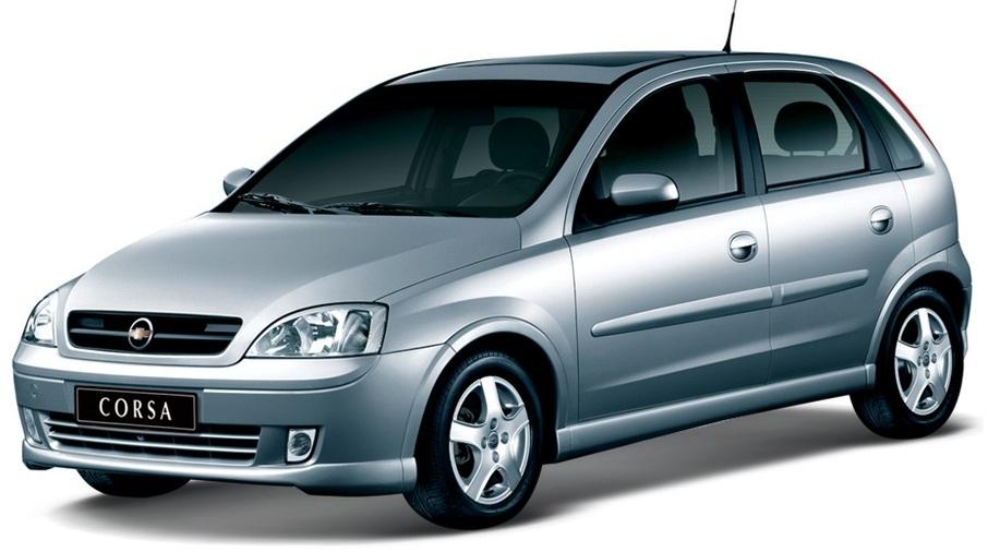 OPEL Corsa С 2000-2006
