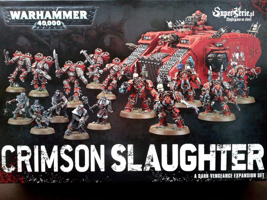 Dark Vengeance Expansion Set: Crimson Slaughter