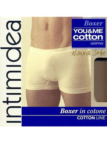 Мужские трусы Uomo Boxer You And Me Cotton Intimidea