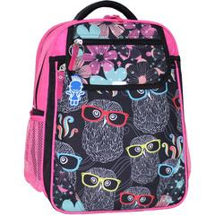 Рюкзак школьный Bagland Отличник 20 л. черный 403 (0058070)