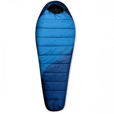 Зимний спальный мешок Trimm BALANCE, 185 L (синий)
