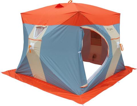 Нельма Куб-3 Люкс палатка для зимней рыбалки