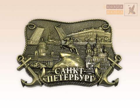 магнит Медный всадник - Якоря (ЦАМ)