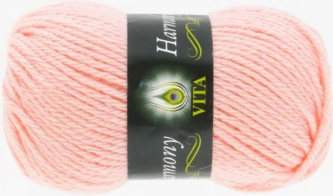 Пряжа Vita Harmony нежно-розовый 6328