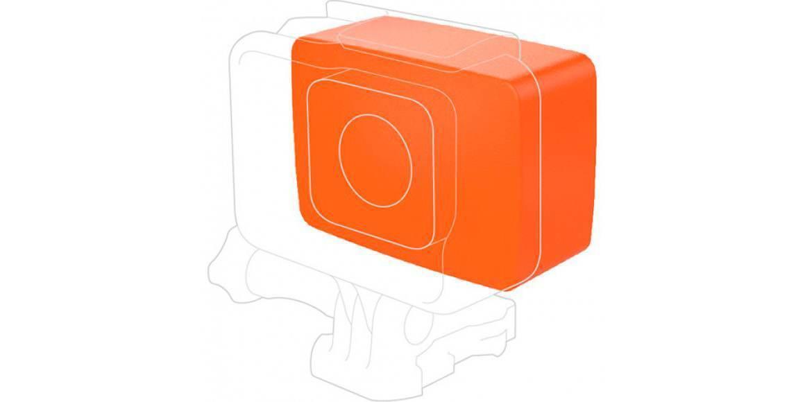 Поплавок GoPro Floaty (AFLTY-004) пример крепления