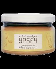Урбеч из проростков ядер арахиса, 225 гр. (Живой продукт)