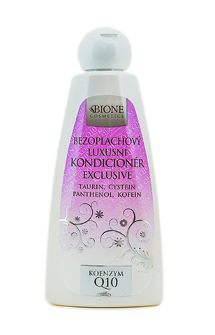 Несмываемый кондиционер для волос EXCLUSIVE Q10 / BIO BIONE Bezoplachový luxusní kondicionér EXCLUSIVE Q10, 260 ml