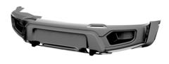 Бампер АВС-Дизайн передний UAZ Патриот/Пикап/Карго 2005- лифт (БАЗОВЫЙ, без оптики)(под покраску)