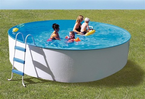 SF Каркасный (сборный) бассейн круглый 500x120, пленка 0,6 мм