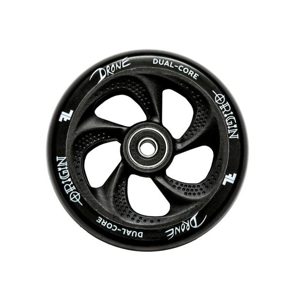 Колёса для самоката Drone Origin Dual Core Wheels - Black(пара)