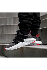 Кроссовки Adidas Prophere - Black / Red