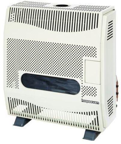 Конвектор газовый напольный Hosseven HBS-9/1V Fan со стальным теплообменником (9 кВт)