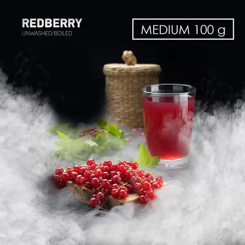 Табак Dark Side MEDIUM REDBERRY 100 г