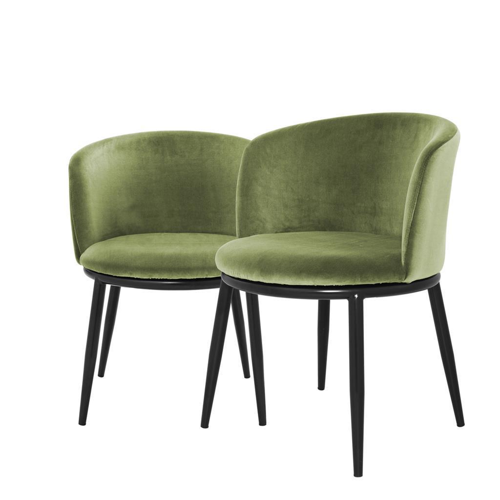 Обеденный стул Eichholtz 111996 Filmore (2 шт.)
