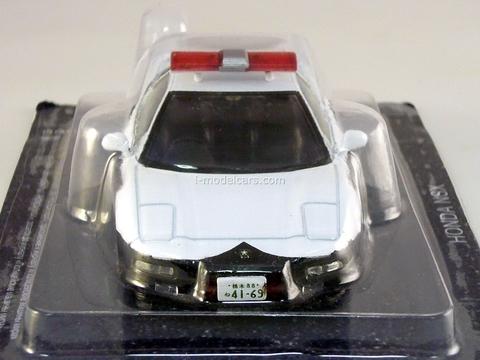 Honda NSX Japanese Police 1:43 DeAgostini World's Police Car #12