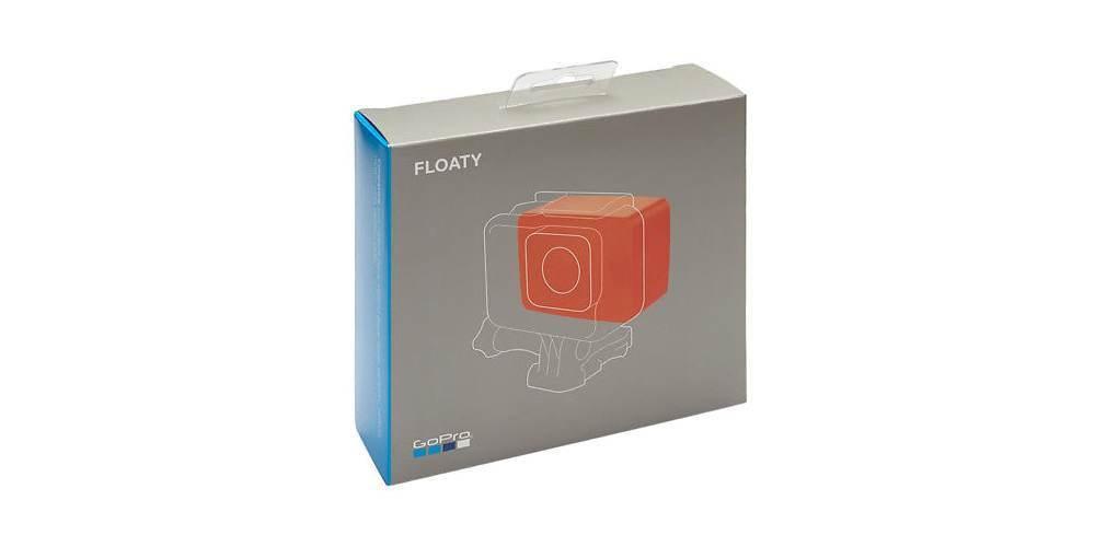 Поплавок GoPro Floaty (AFLTY-004) упаковка