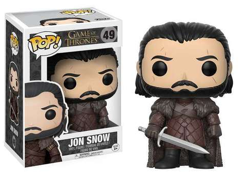 Jon Snow Game of Thrones Funko Pop! Vinyl Figure || Джон Сноу Игра престолов