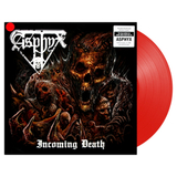 Asphyx / Incoming Death (Limited Edition)(Coloured Vinyl)(LP)