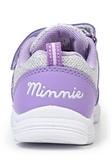 Кроссовки Минни Маус (Minnie Mouse) на липучках для девочек, цвет сиреневый. Изображение 3 из 8.