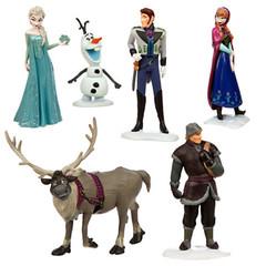Набор фигурок Холодное сердце - Frozen Figurine Play Set , Disney