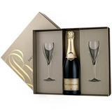 Подарочный набор шампанского