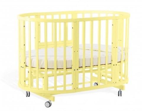 Кровать-трансформер Nuovita NVL1501NIDO MAGIA Сhartreuse