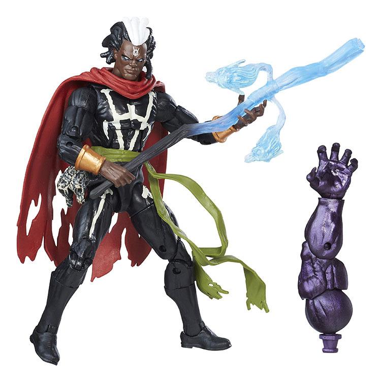 Фигурка Брат Вуду Доктор Стрэндж (The Doctor Strange) Marvel Legends 15 см
