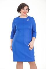 Платье Триана синий