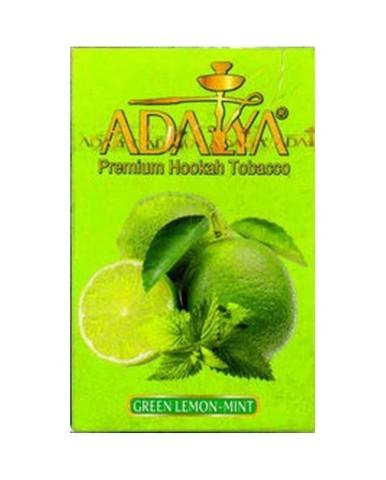 Табак Adalya 50 г Green-Lemon-Mint (Лайм с Мятой)