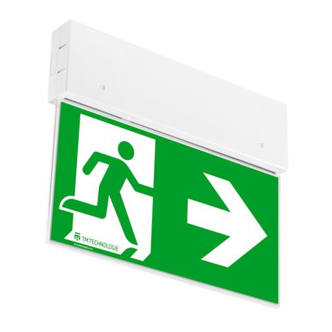 Световые табло эвакуационный выход ONTEC-G TM Technologie
