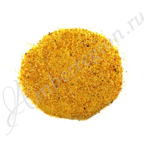 Янтарная крошка (полуфабрикат), фракция 0-1 мм (светлый)