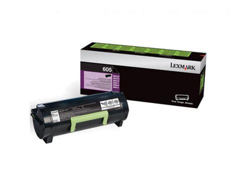 Картридж 605X для принтеров Lexmark MX510, MX511, MX611 черный (black). Ресурс 20000 стр (60F5X0E)