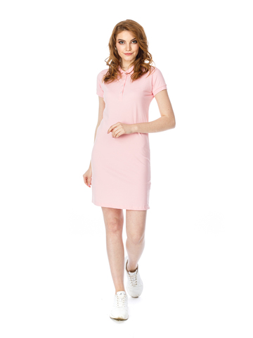 Платье-поло