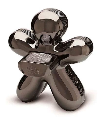 Аромадиффузор GEORGE BLUETOOTH черное серебро, Mr&Mrs Fragrance