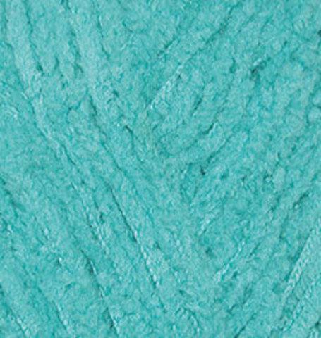 Пряжа Alize Softy светло-бирюзовый 490