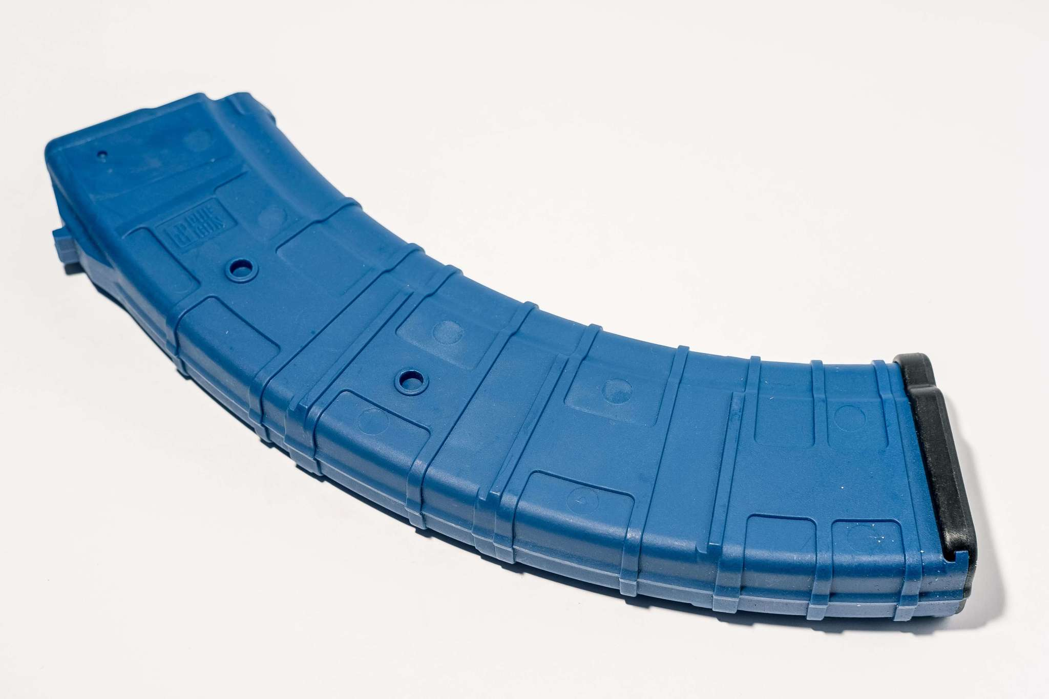 Магазин Pufgun для АКМ (7.62x39) ВПО-136 ВПО-209 на 40 Gen2, Синий