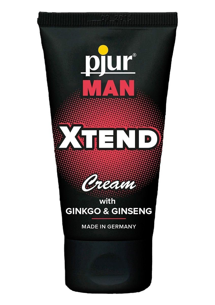 Возбуждающие: Мужской крем для пениса pjur MAN Xtend Cream - 50 мл.