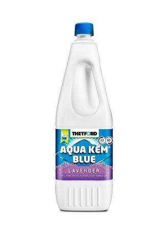 Жидкость для биотуалетов Thetford Aqua Kem Blue Лаванда 2л