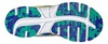 Детские кроссовки для бега Asics Gel-Lightplay 2 GS  (C572N 4393) синие фото