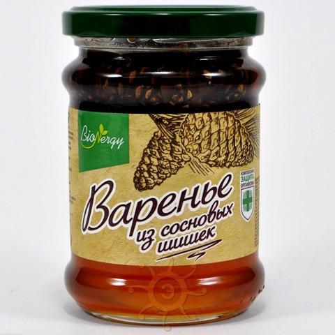 Варенье из шишки сосновой Ягода сибирская, 300г