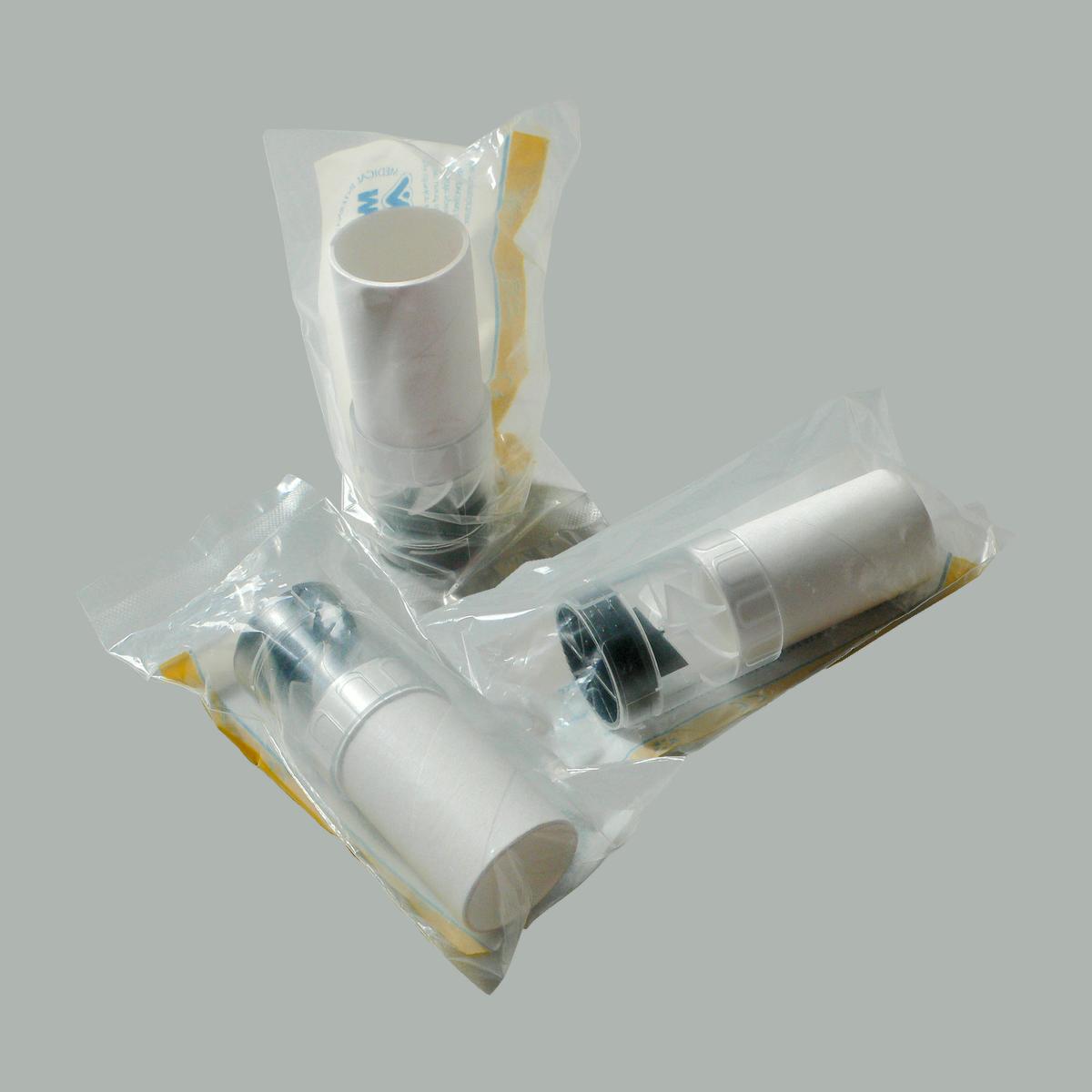 Турбина одноразовая с мундштуком для спирометров SpiroLab (315 р/комплект)