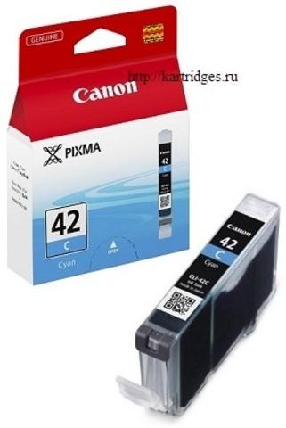 Картридж Canon CLI-42C / 6385B001