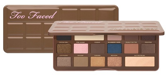 Too Faced Semi-Sweet Chocolate Bar палетка теней
