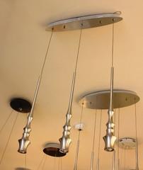 Bover 2560620064 — Потолочный подвесной светильник SLEND - SET 3