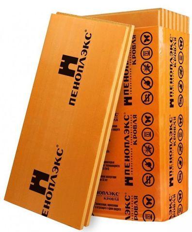 Теплоизоляция Пеноплэкс Комфорт 1185х585х30 мм 12 плит в упаковке