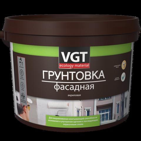 VGT ГРУНТОВКА АКРИЛОВАЯ ФАСАДНАЯ ВД-АК-0301
