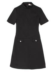 GDR013254 Платье женское. черное